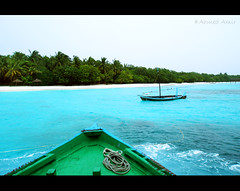Dreams of a Holiday.... ( Ahmed Amir) Tags: vacation holiday beautiful island unique awesome amir unclassified maldives ahmed willy leena arial shah ayya aathi modde iyaa uniquemaldives thotte