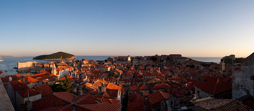 Dubrovnik Panorama 3