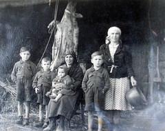 Fotografías antigas de Galicia