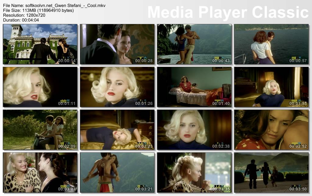 Gwen Stefani cool HDTV