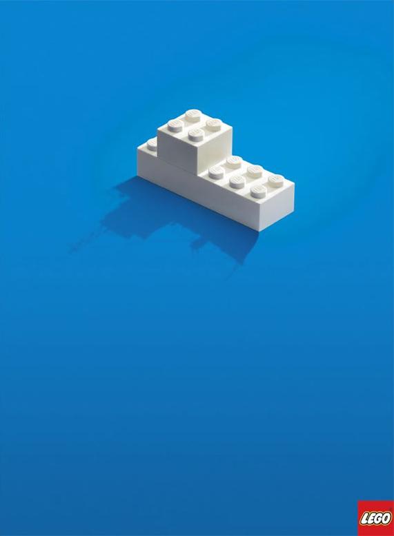 Submarine Lego