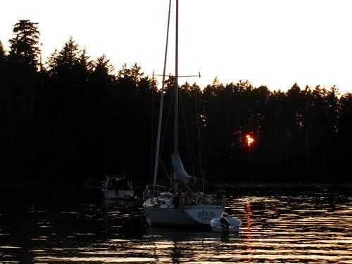 Sucia Sunset