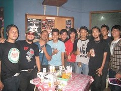 StreetBass w/ Pas band members