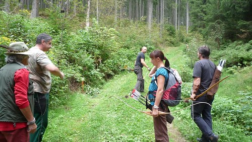 1. Bearpaw Bonus Kill Turnier in Eisenbach – Der Aufbau