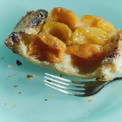 Day 26 - Apricot Tart