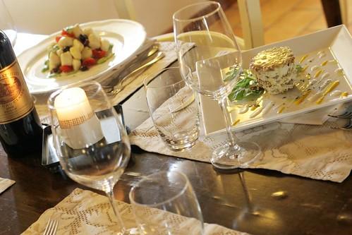 our Restaurant perbacco (Hotel Antico Mulino Venezia -Scorzč)