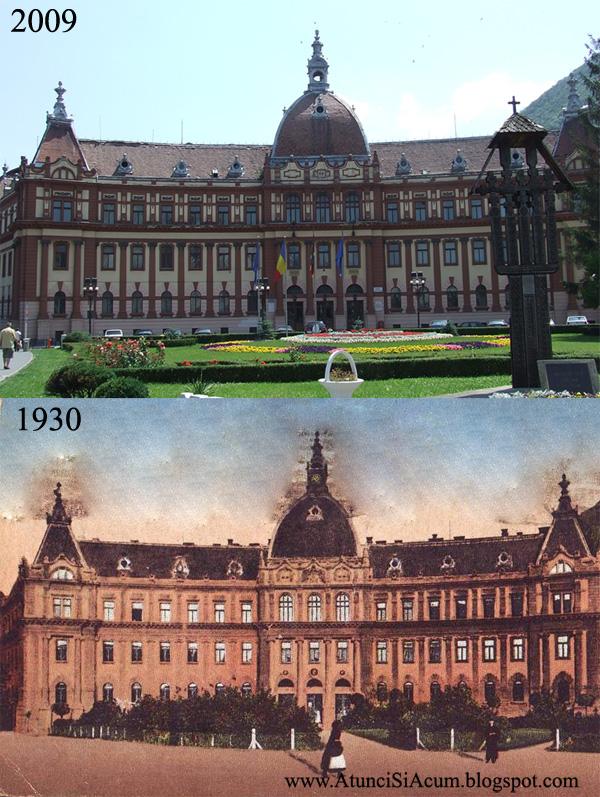 Brasov - Palatul Prefecturii