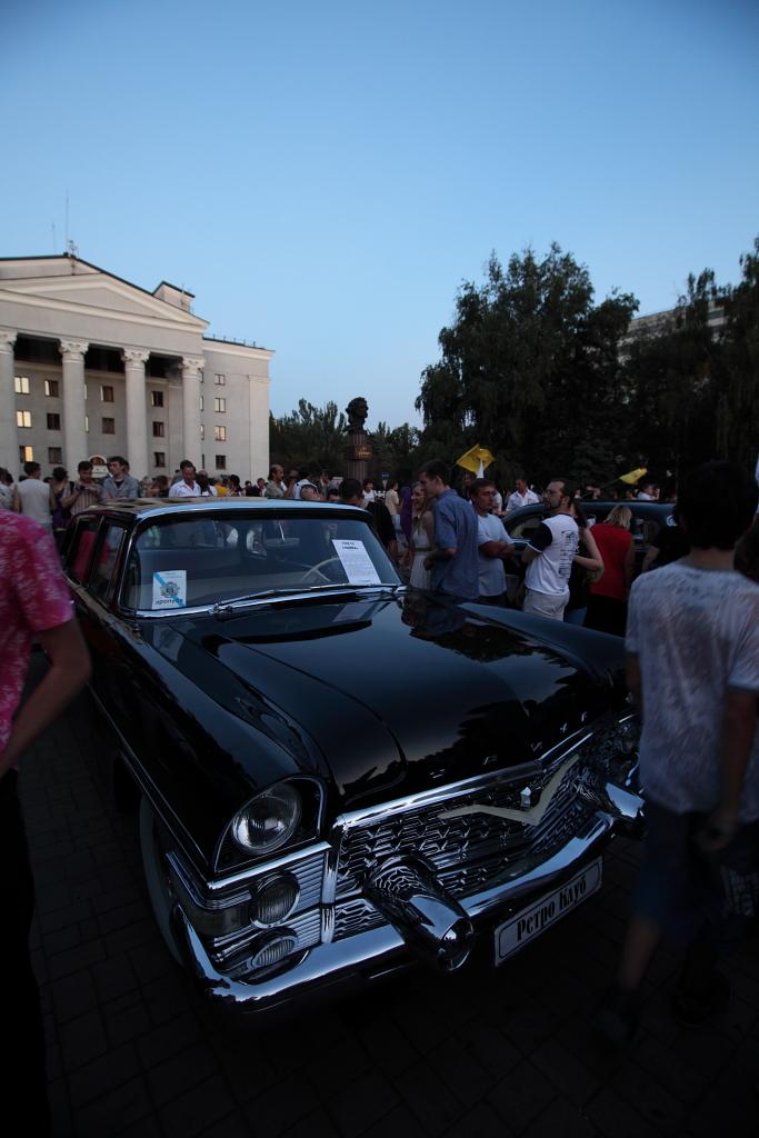 Донецк 30 августа 2009