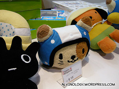 Hong Kong soft toys
