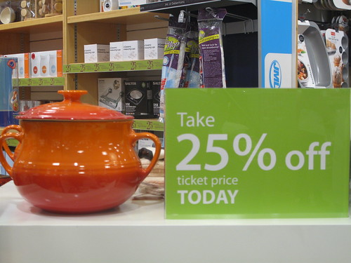 Le Creuset at Debenhams