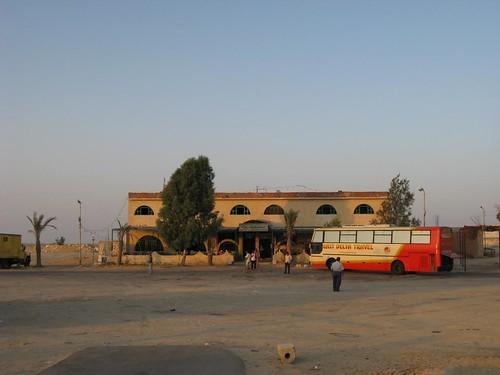 Autocarro de Taba para o Cairo, Egipto