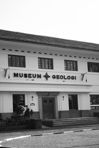 Museum Geologi - Entrance