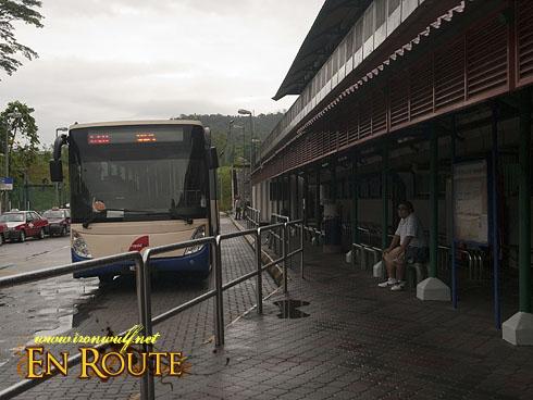 Genting Highlands Bus Shed