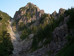 Baring's south peak