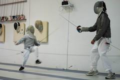 (bytegirl24) Tags: newmexico santafe tournament sabre saber fencing fencingtournament newmexicofencingfoundation