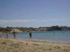 Coral Beach, near Pafos