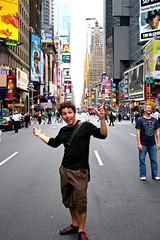 Times Square (noelboss) Tags: city nyc ny newyork timessquare streetempty noelboss