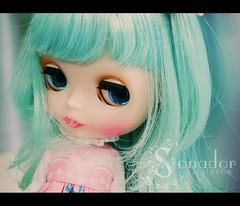 foiled blue eyes