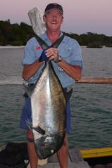 Dinner (Darel & Jess) Tags: fishing pemba fundu