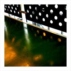 Holes n' Light (Claire_Sambrook) Tags: light apple lines reflections shadows circles shapes holes round lolo camerabag apps iphone iphoneapps clairesambrook welshphotographer createup clairesambrookphotographer