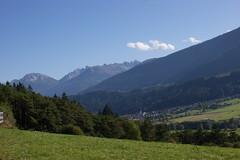 Leiblfing (danielaw1106) Tags: tirol herbst himmel landschaft blauerhimmel leiblfing