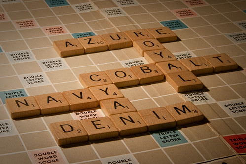 Shades of Scrabble