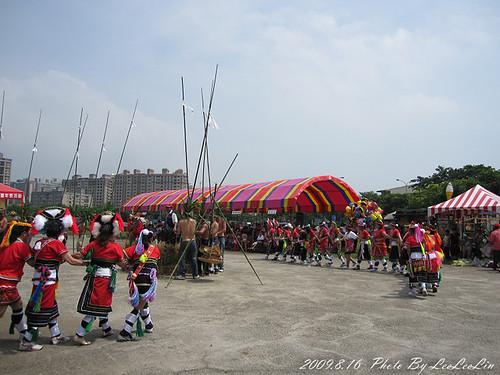 三鶯部落豐年祭|三峽原住民豐年祭