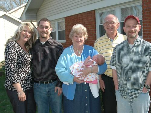 Easter '90 (Family)
