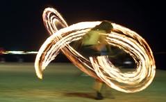 fire juggling 020 - Infinity (Alexis_V (Very Busy)) Tags: lightpainting firepainting longexposuresthessaloniki