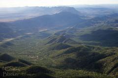 Flinders Ranges (Charlie Blacker) Tags: mountain nationalpark view hiking peak hills valley remote range southaustralia isolated rugged flindersranges wilpenapound traveldestinations extremeterrain aroona saintmaryspeak
