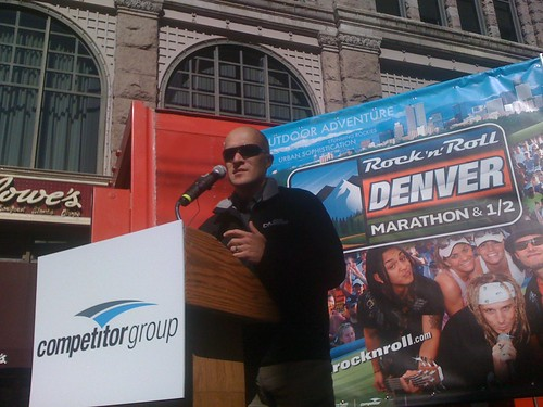Race Director Villatoro is excited to be bringing Denver into the fold of the Rock n Roll Series