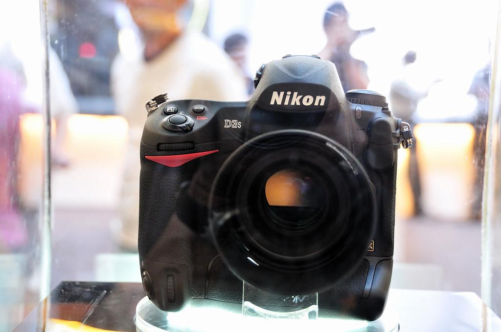 Nikon D3S at Kuala Lumpur