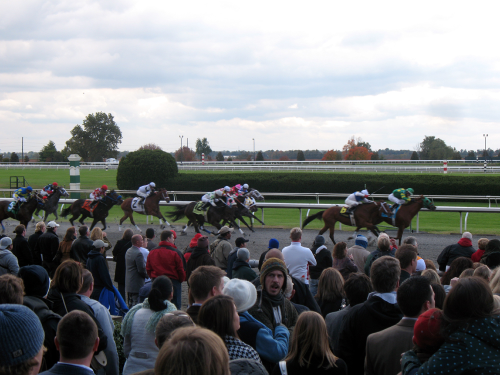 Keeneland Lexington, KY