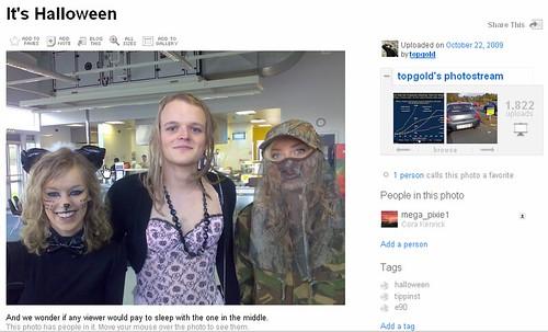 Flickr Peopletagging