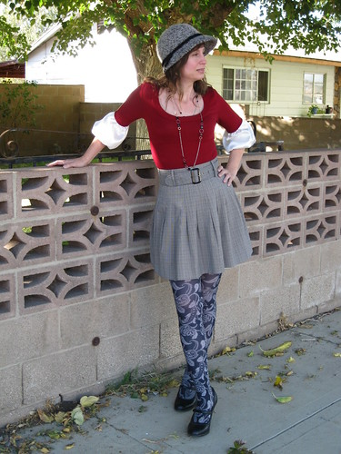 What I wore 10-20-09