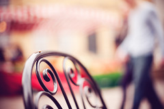 meet cocci (besimo) Tags: red people chair bokeh f14 stripes beetle boke bielefeld coccinellidae cocci d700 besimmazhiqi 50mm14g levelandtap