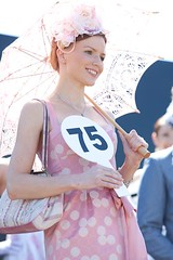 Fashions on the Field Cox Plate Day 2009 (Melbourne's GPO) Tags: mooneevalley coxplate fashionsonthefield