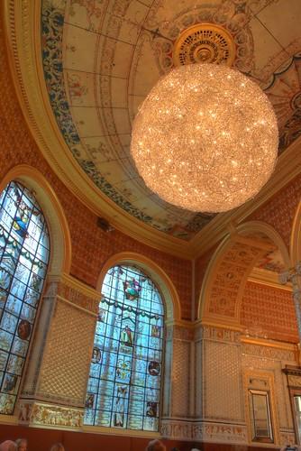 Restaurant Victoria & Albert Museum, London