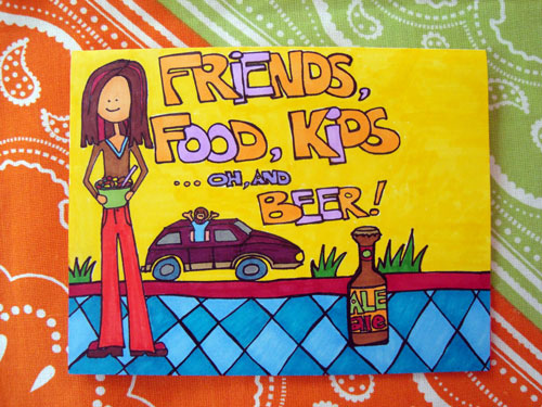 food-friends-and-beer