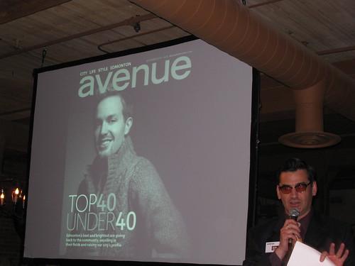 Avenue Top 40 Under 40 Edmonton