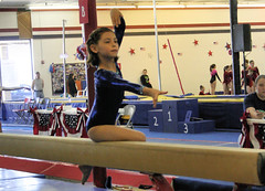 Esperanza Abarca (Erin Costa) Tags: sky sports high jump bars texas floor exercise tx center beam gymnast flip gymnastics tc balance vault tumble meet esperanza colony tumbling routine uneven abarca tcga