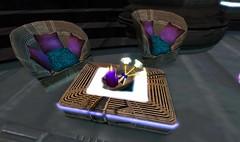 "(MB) Wicker chair ""BREEZE"" 01 dark -..."