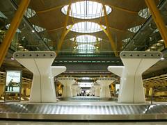 Inside Barajas International Airport (Joe Hoyt) Tags: madrid airport bajaras