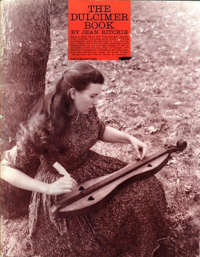 The Dulcimer Book by Jean Ritchie