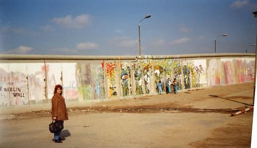Berlin Wall 1990