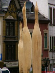 KreuznachStadtBrckeKunstSkulpturP1070788 (R+Kreuznacher) Tags: stadt kreuznach badkreuznach brckenhuser