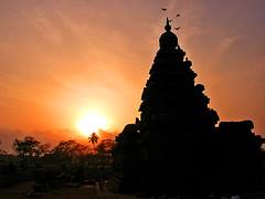 The Great Indian Architecture series :: An Evening at Mahabalipuram (GOPAN G. NAIR [ GOPS Creativ ]) Tags: india temple photography chennai hinduism mahabalipuram mamallapuram gopsorg gopangnair