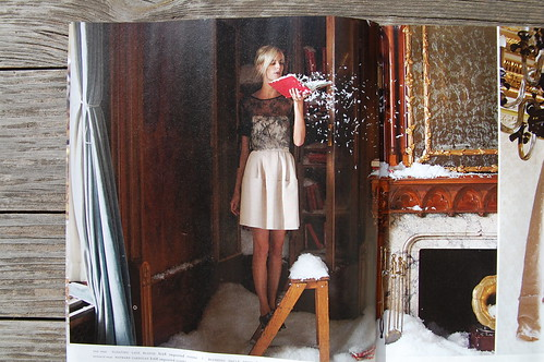 Anthropologie Holiday Catalog