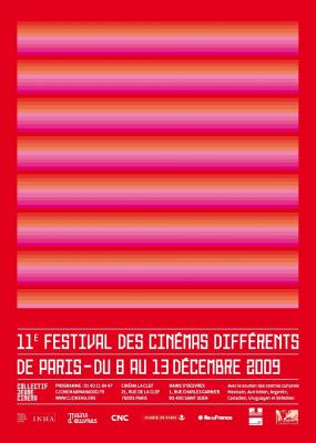 11ème Festival des Cinémas Différents de Paris