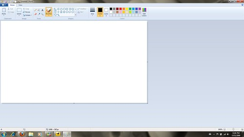 Windows 7 Paint